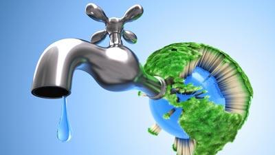 Saving Earth's Water