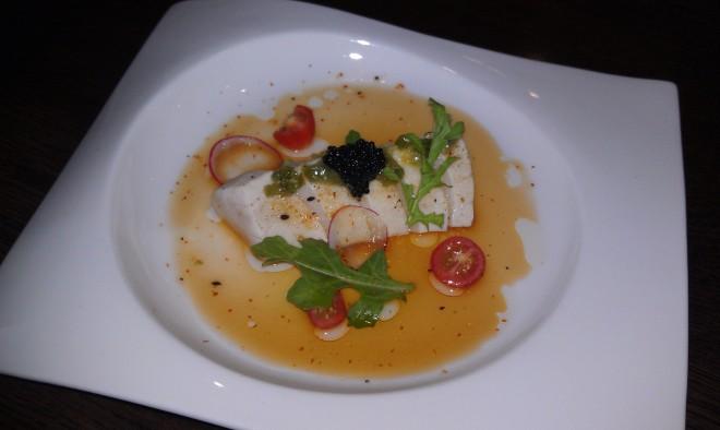 Black Cod at Seiya