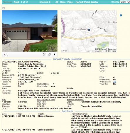Belmont's Best Home deals