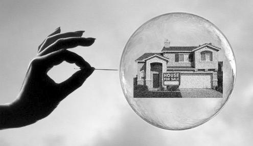 Is it a bubble?