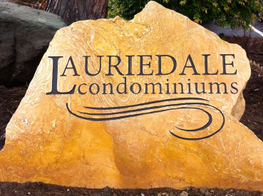 Lauriedale stone