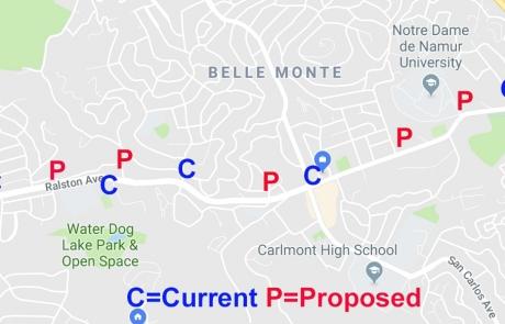 Proposed Traffic Lights