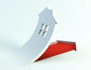 Home Sales Increase Arrow