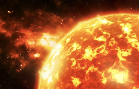 Unbearable Heat from the Sun